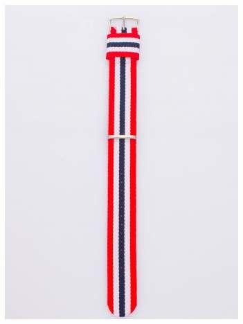 Pasek nylonowy do zegarka 22 mm