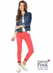 Forever Pink Spodnie