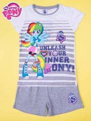 Szara piżama dla dziewczynki MY LITTLE PONY