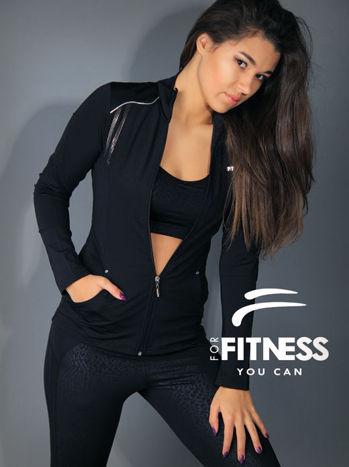 Bluza For Fitness bez kaptura