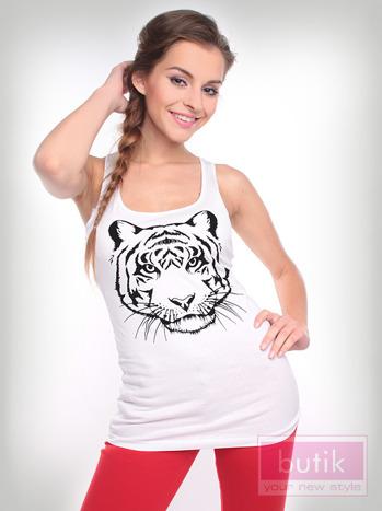 Bokserka z tygrysem
