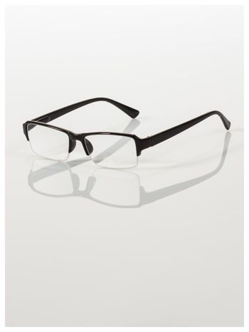 Okulary korekcyjne +2.0 D do czytania z systemem FLEX na zausznikach +GRATIS PLASTIKOWE ETUI I ŚCIERECZKA Z MIKROFIBRY