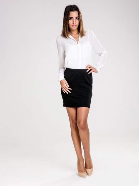 STRADIVARIUS Sukienka dwuczęściowa typu koszula + spódnica