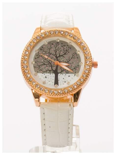 TREE Zegarek damski w stylu retro