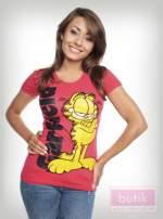 Bluzka z Garfieldem