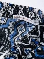 STRADIVARIUS Etniczne spodnie z lejącej tkaniny