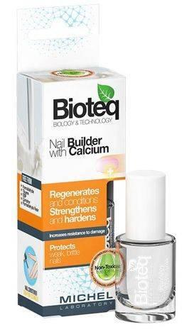 BIOTEQ Preparat do Regeneracji Paznokci z Wapniem 10 ml