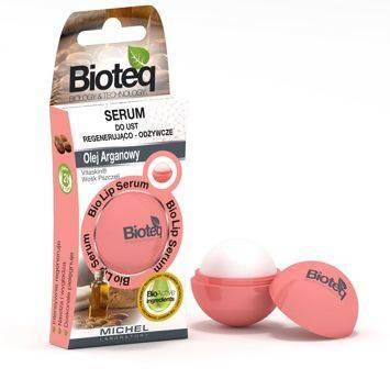 BIOTEQ Serum do ust Regenerująco - Odżywcze Olej Arganowy 8,5 g