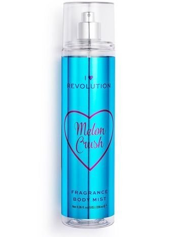 I ♥ Revolution Melon Crush Body Mist Perfumowana mgiełka do ciała arbuzowa 236 ml