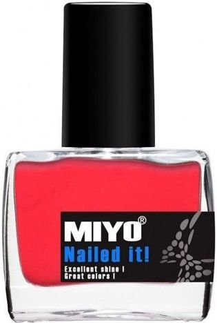 MIYO Lakier do paznokci NAILED IT! 17 8 ml