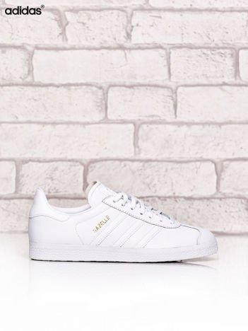 ADIDAS Białe buty sportowe damskie Gazelle