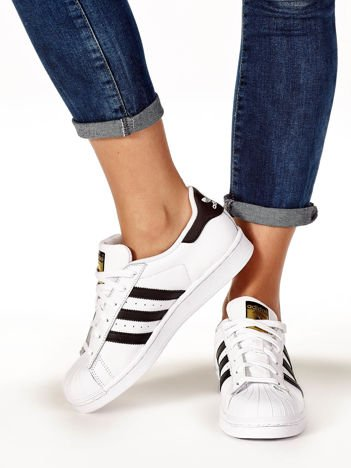 ADIDAS Białe damskie buty sportowe