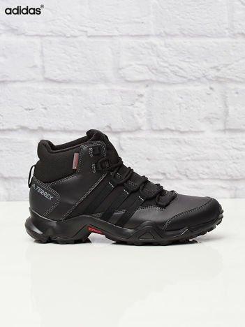 ADIDAS Czarne męskie buty sportowe Terrex AX2R Beta Mid CW