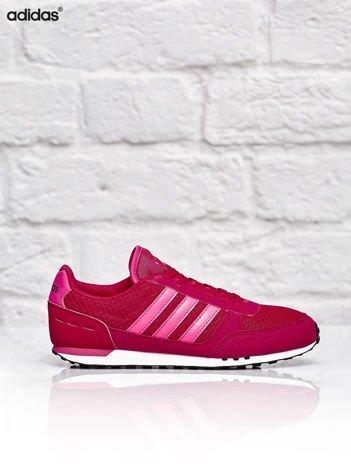 ADIDAS Różowe buty sportowe City Racer