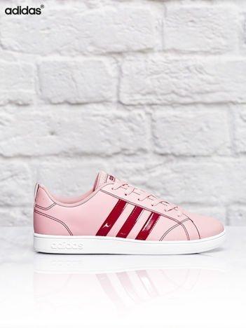 ADIDIAS Różowe buty sportowe VS Advantage