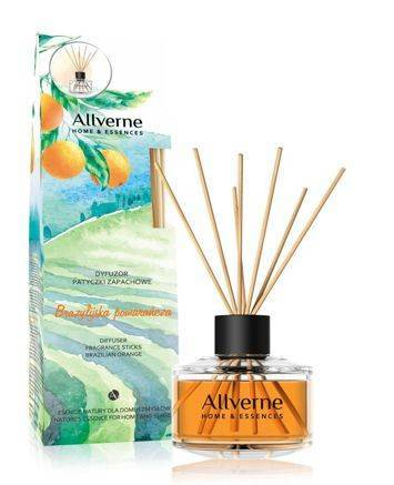 ALLVERNE ESSENCES & HOME BRAZYLIJSKA POMARAŃCZA dyfuzor 100 ml
