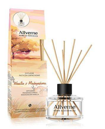 ALLVERNE ESSENCES & HOME WANILIA Z MADAGASKARU dyfuzor 100 ml