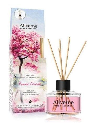 ALLVERNE HOME&ESSENCES Dyfuzor Patyczki zapachowe Powiew Orientu 50 ml