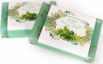 AROMA Soap NATURALNE Mydło MIĘTA 80 g