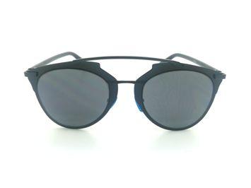 ASPEZO Okulary przeciwsłoneczne damskie czarne MONTREAL. Etui skórzane, etui miękkie oraz ściereczka z mikrofibry w zestawie