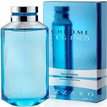 AZZARO Chrome Legend (M)EDT Męska woda toaletowa SP 125 ml