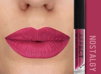 Affect Pomadka w płynie Liquid Lipstick Soft Matte Nostalgy 5 ml