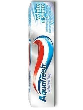 Aquafresh Pasta do zębów White & Shine 100 ml