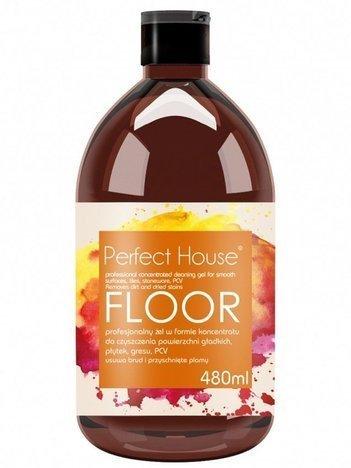 BARWA Perfect House Floor Profesjonalny Żel-koncentrat do powierzchni gładkich 480 ml