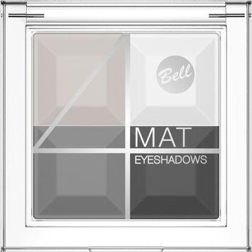 BELL 4 Mat Eyeshadows cień 02