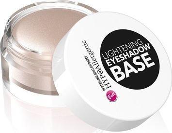 BELL HYPOAllergenic Hypoalergiczna Rozświetlająca baza pod cienie Lightening Eyeshadow Base