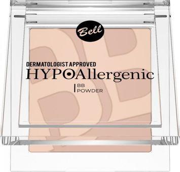 BELL HYPOAllergenic Hypoalergiczny puder matująco-modelujący BB POWDER 01