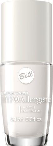 BELL HYPOAllergenic Lakier French Nail Enamel 01 10 ml