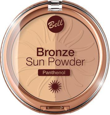 BELL Puder Sun Bronze 021 9 g