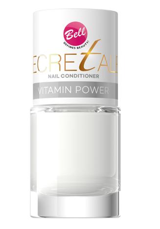 BELL Secretale Odżywka Wzmacniająca Vitamin Power Nail Conditioner 10 ml