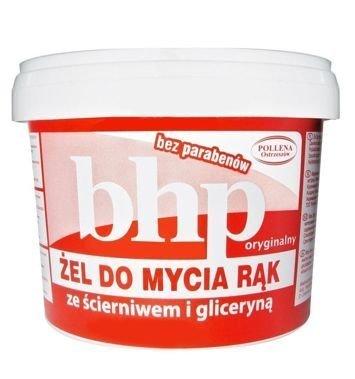 BHP Żel do mycia rąk ze ścierniwem i gliceryną 500 g