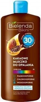 BIELENDA Bikini Kakaowe mleczko do opalania spf 30 200ml