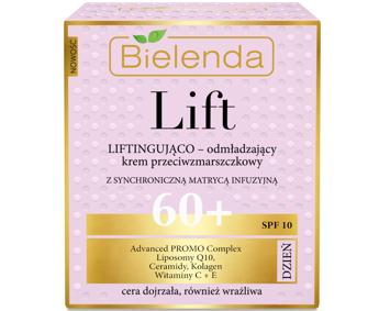 BIELENDA LIFT Liftingująco-odmładzający krem 60+ DZIEŃ 50 ml