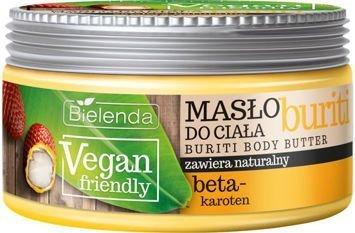 BIELENDA VEGAN FRIENDLY Masło do ciała buriti 250 ml