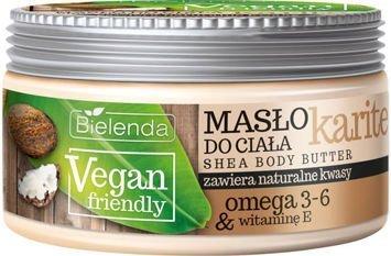 BIELENDA VEGAN FRIENDLY Masło do ciała karite 250 ml