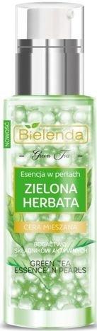 BIELENDA ZIELONA HERBATA Esencja w perłach do cery mieszanej i tłustej 30 g