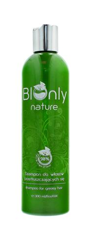 """BIOnly Nature Szampon do włosów przetłuszczających się  300ml"""""""