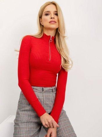 BSL Czerwona bluzka