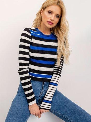 BSL Niebieski sweter