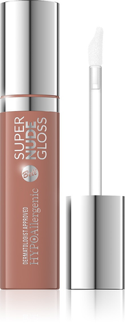 Bell HYPOAllergenic Błyszczyk do ust Super Nude Gloss nr 03 15 ml