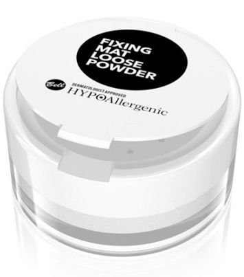 Bell HYPOAllergenic Hypoalergiczny sypki puder utrwalający Fixing Mat Loose Powder 12 ml