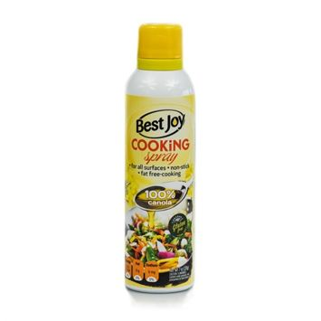 Best Joy - Cooking Spray 100% Canola Oil - olej rzepakowy w sprayu 400 g