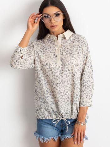 Beżowa bluzka Charming