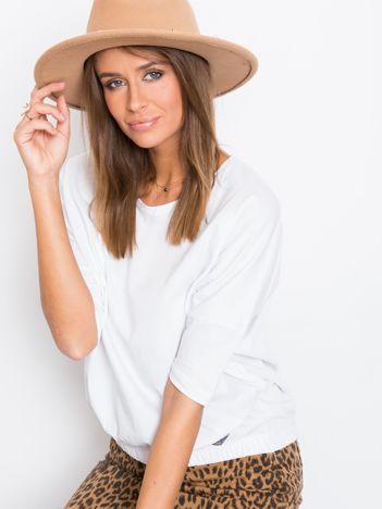 Biała bluzka Brittany