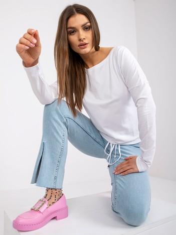 Biała bluzka Carla
