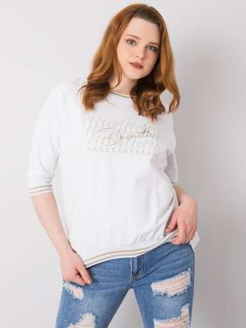 Biała bluzka Linda